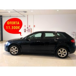 AUDI A3 Sportback 1.6 TDI 105 Stronic Attraction 5p.