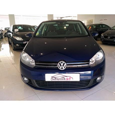 Volkswagen Golf VI Confortline BlueMotion